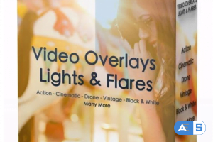 VHS Studio – VHS Lights & Flares Package