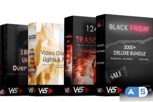 VHS Studio – 5000+ All Inclusive Deluxe Bundle