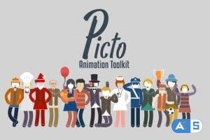 Videohive Picto Animation Toolkit 11295564