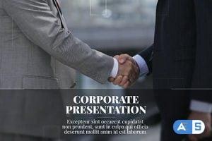 Videohive New Line – Corporate Presentation 21462389
