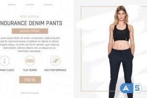 Videohive Minimal Online Shopping Promo 24604161