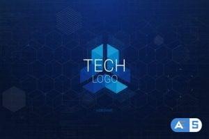 Videohive Tech Logo 22866649