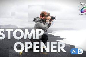 Videohive Stomp Opener 21388068