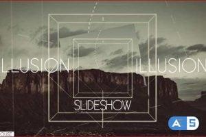 Videohive Illusion slideshow 13525380