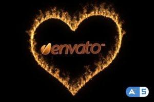 Videohive Love & Fire 3830757