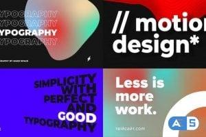 Videohive Giant Typography 24773804