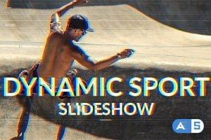 Videohive Dynamic Sport Slideshow 20643808