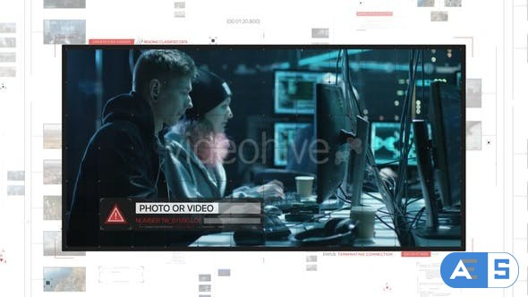 Videohive Technological Displays 21635714