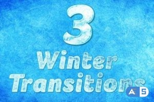 Videohive Winter Transition 3 21106747