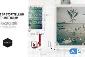 Videohive The Art of Storytelling 10535527