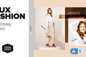 Videohive Flux Fashion | Promo 19780216