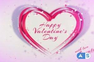 Videohive Valentine's Day Greeting 10285170