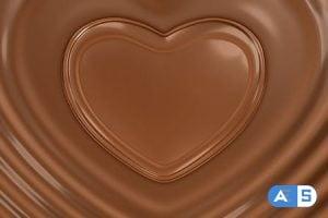 Videohive Chocolate Valentine Heart 6785433
