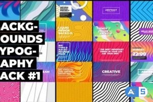 Videohive Abstract Backgrounds Generator 25426437