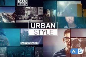 Videohive Urban Style 18708161