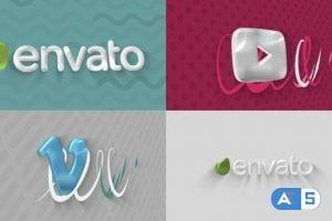 Videohive Stylish Logo Sting 25544670