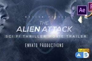 Videohive Scifi Thriller Movie Trailer 25394643