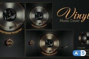 Videohive Vinyl Music 25433526