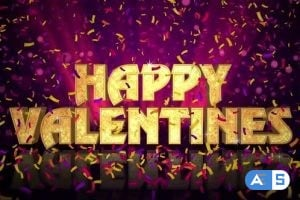 Videohive Happy Valentines Celebration 23178755