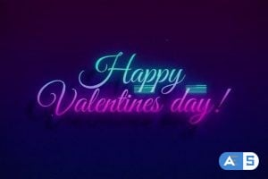 Videohive Happy Valentine's Day Sale Glitch 25366976
