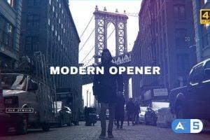 Videohive Modern Opener 21890592
