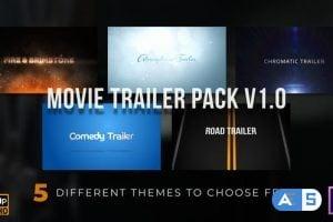 Videohive Movie Trailer Variety Pack v1.0 25505985