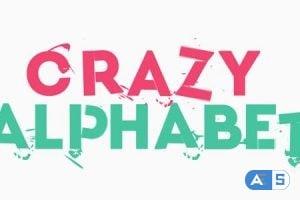VideoHive Crazy alphabet 5090915