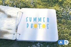 Videohive Summer Photo Album 24115694