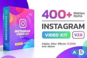 Videohive Instagram Stories v2.6 22331306