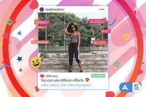 Videohive Instagram Promo 22130408