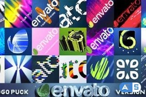 Videohive 21 Quick Logo Reveal Pack v1.2 12251372