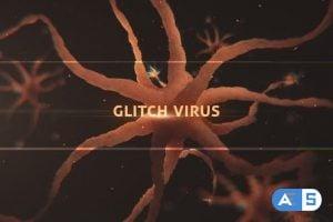 Videohive Glitch Virus 25668298