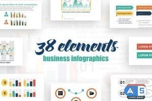 Videohive Infographics Vol.21 25742922