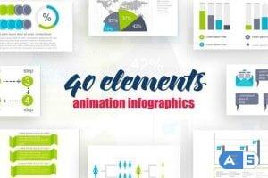Videohive Infographics Vol.18 25645499