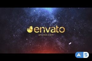 Videohive Gold Logo Reveal 21688645
