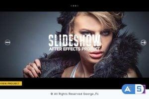 Videohive Glitch Slideshow 22004865