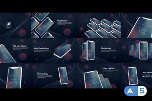 Videohive Mobile App Promo | UI Presentation 23936058