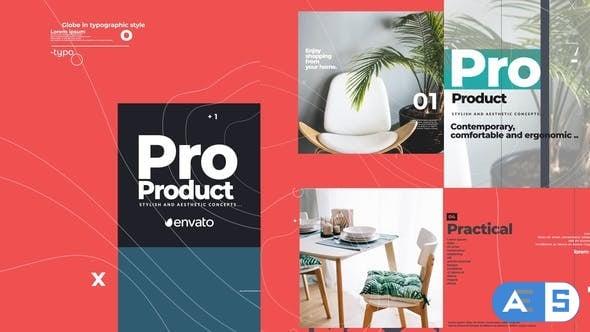 Videohive Product Promo Design 25565944