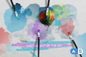 Videohive Happy Painting 11809830