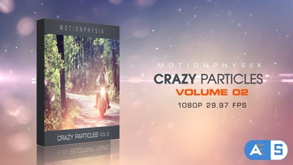 Videohive Crazy Particles Vol 2 11086735