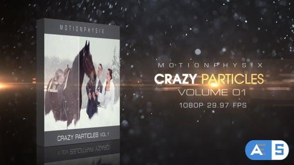 Videohive Crazy Particles Vol 1 10477876
