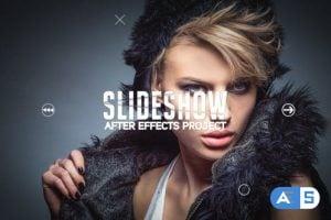 Videohive Glitch Slideshow 14175120