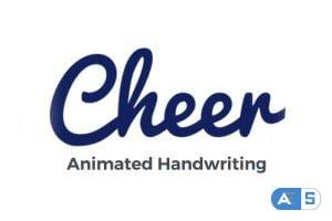 Videohive Cheer Animated Handwriting Typeface 20929630