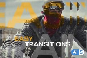 Videohive Easy Transitions 8733687