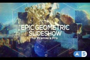 Videohive Epic Geometric Slideshow for Premiere Pro 25779406