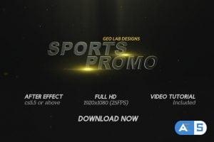 Videohive Sports Promo l Sports Titles l Sports Trailer 25683870