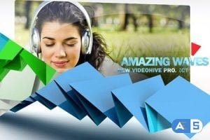 Videohive AMAZING WAVES 501991