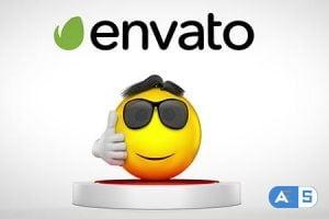 Videohive Jumping Emoji Logo Reveal 20481501