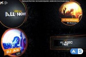 Videohive NRJ Music Event 11084284