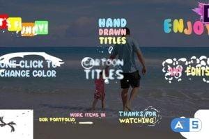 Videohive Fun Titles | Premiere Pro MOGRT 24471083